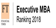 EMBA FT RANKING 2018